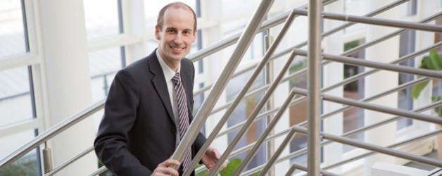 FH Frankfurt beruft Dr. Benjamin Bierwirth zum Professor